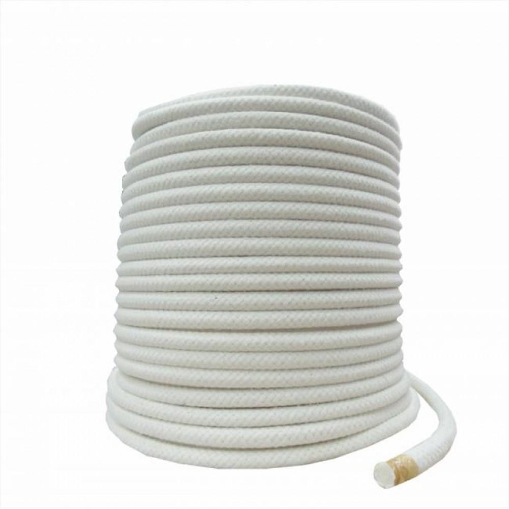 Corda Algodão P/ Capoeira 8,0 mm Rolo com 220 metros 100 % algodão