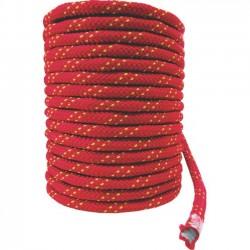 Corda Semi-Estática K2 10,5 mm - Meada de 100 metros - Vermelha