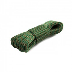 Corda Náutica K2  6,0 mm - Verde