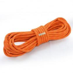 Corda Semi-Estática K2 11,5 mm - Cabo solteiro de 7 metros  laranja