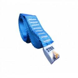 Fita Anel K2 25mm 22 Kn  60 cm - Cor: Azul