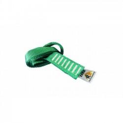 Fita Anel K2 25mm 22 KN  80 cm - Cor: Verde