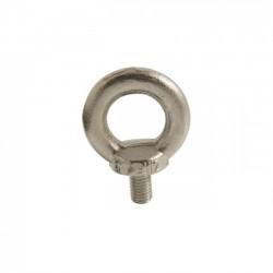 Parafuso Olhal Aço 316 - 06 mm