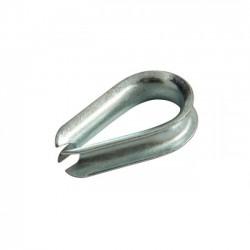 Sapatilha Aço Galv  3,0 mm