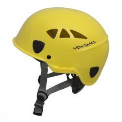 Capacete Montana ARES Amarelo