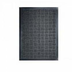 Tapete Waterkap 40 X 60 cm Preto