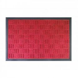 Tapete Waterkap 60 X 90 cm Vermelha