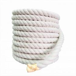 Corda Algodão Torcida  08  mm