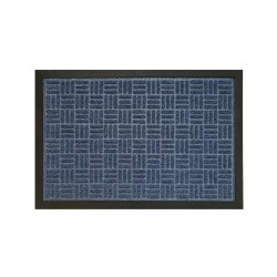 Tapete Waterkap 40 X 60 cm Azul